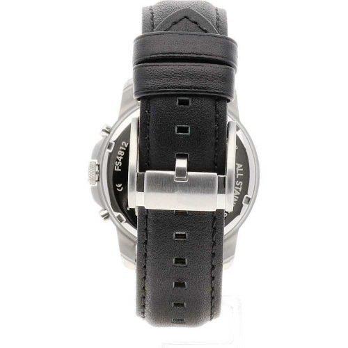 Orologio da uomo, Cronografo, Fossil. Collezione GRANT. Codice FS4812IE.