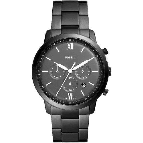 Orologio Cronografo da uomo, Fossil. Collezione NEUTRA CHRONO. Codice FS5474.