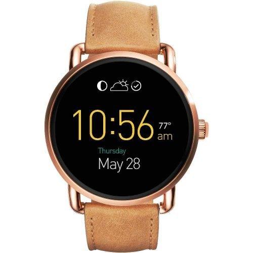 Orologio da donna, Smartwatch, Fossil. Collezione Q WANDER. Codice FTW2102.