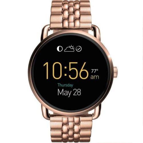 Orologio da donna, Smartwatch, Fossil. Collezione Q WANDER. Codice FTW2112.