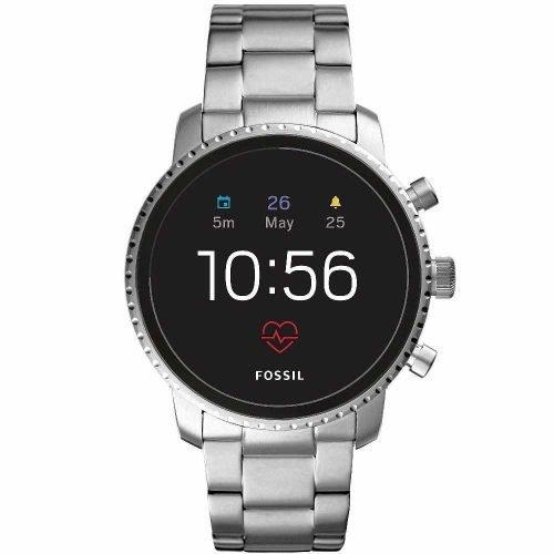 Orologio da uomo, Smartwatch, Fossil. Collezione Q EXPLORIST HR. Codice FTW4011.