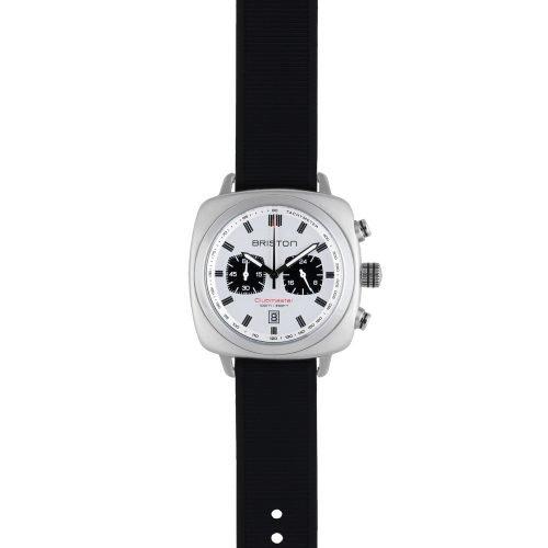 Orologio Clubmaster Cronografo, Briston. Collezione SPORT. Codice 16142.S.SP.1.RB.