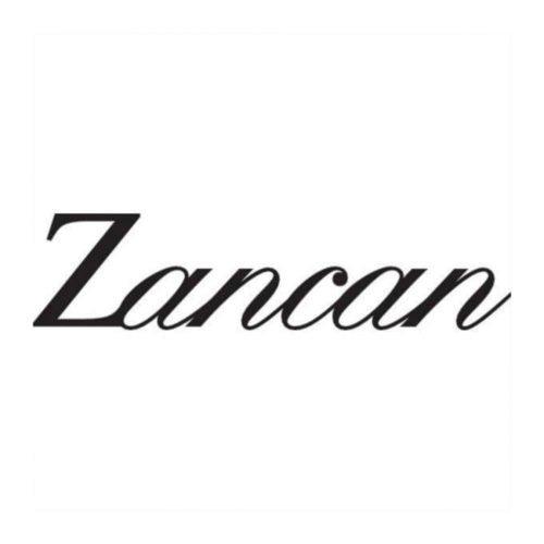 Fermasoldi da uomo in acciaio, Zancan. Collezione HI TECK. Codice EHF015.