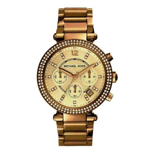 Orologio Cronografo da donna, Michael Kors. Collezione PARKER. Codice MK5354.
