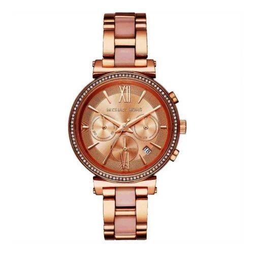 Orologio Cronografo da donna, Michael Kors. Collezione SOPHIE. Codice MK6560.
