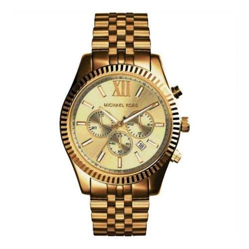 Orologio Cronografo da uomo, Michael Kors. Collezione LEXINGTON. Codice MK8281.