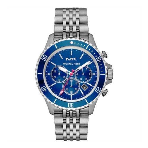 Orologio Cronografo da uomo, Michael Kors. Collezione BAYVILLE. Codice MK8727.