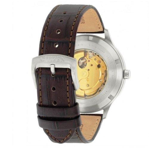 Orologio Automatico da uomo, Citizen. Collezione MECCANICO. Codice NJ0090-30P.