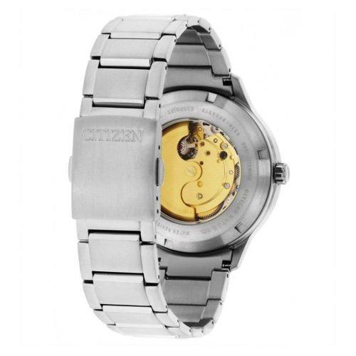 Orologio Automatico da Uomo, Citizen. Collezione MECCANICO. Codice NJ0090-81L.