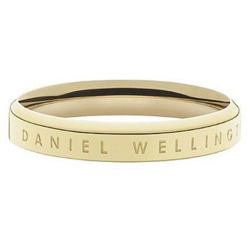 Anello da donna in acciaio, Daniel Wellington. Collezione CLASSIC. Codice DW00400076.